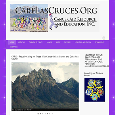 CareLasCruces.org